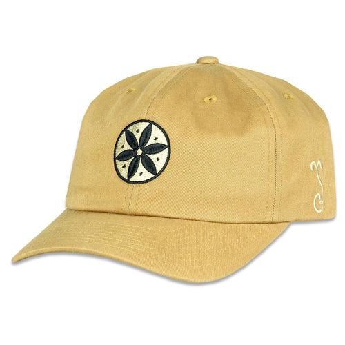 Jerry Garcia Tan Seed Dad Hat