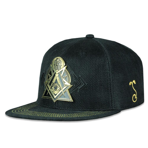 Secret Society Gold Snapback Hat