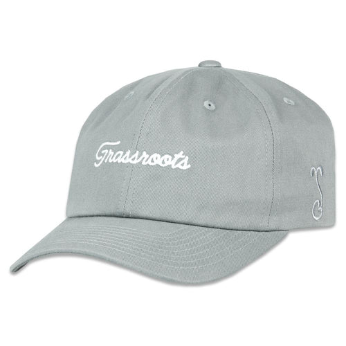 Golfroots 2018 Gray Dad Hat
