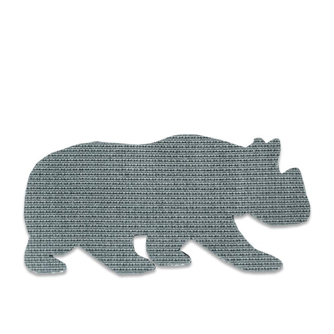 Rhino Removable Bear Patch