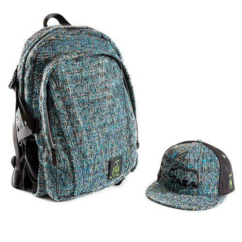 Dime Bags x GRC Glass Hat + Backpack Bundle
