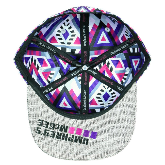 Umphrey's McGee 2018 Purple Fitted Hat
