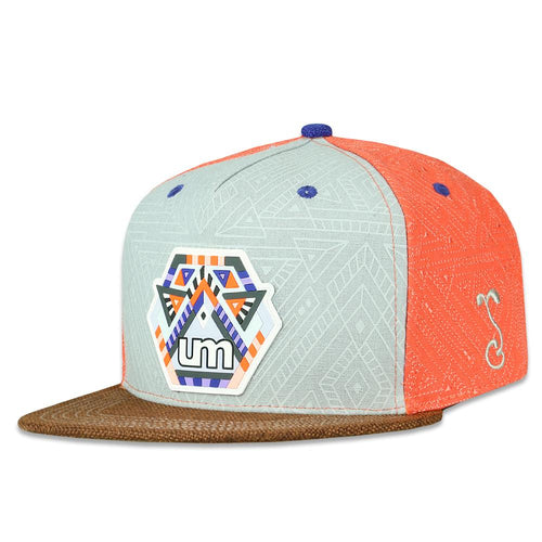 Umphrey's McGee 2018 Orange Fitted Hat
