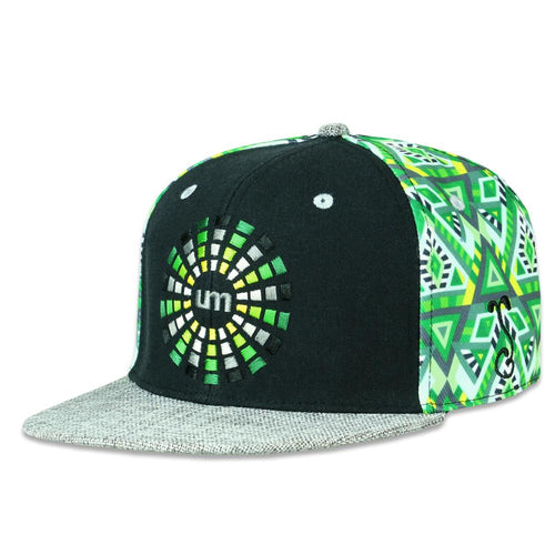 Umphrey's McGee 2018 Green Fitted Hat