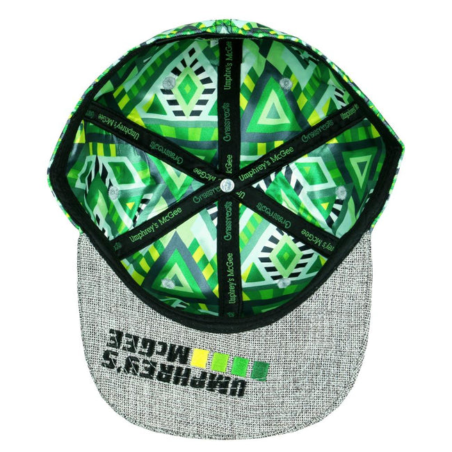 Umphreys McGee 2018 Green Fitted Hat