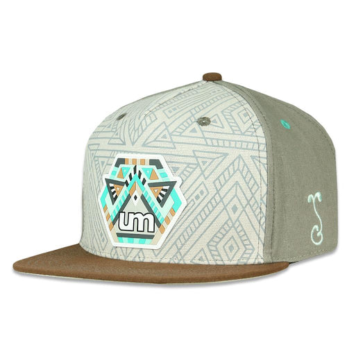 Umphrey's McGee 2018 Brown Fitted Hat