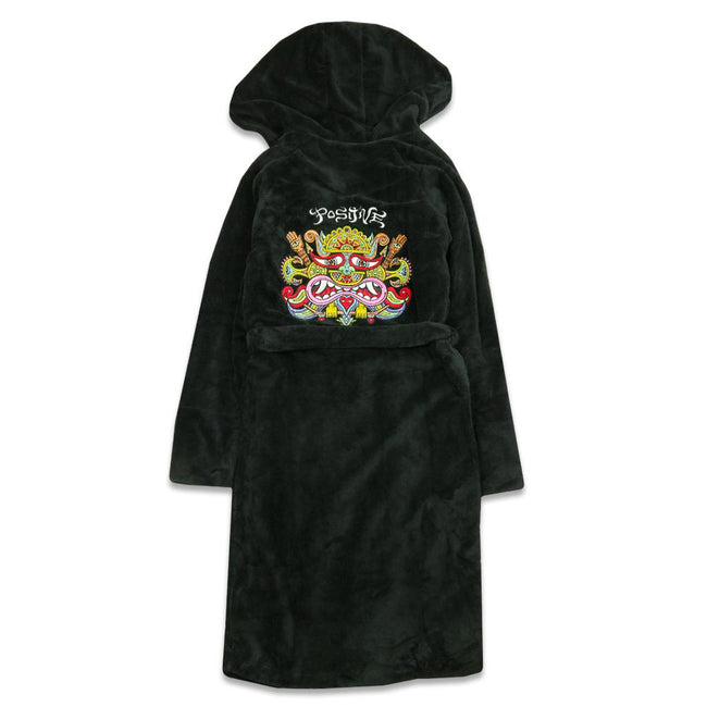 Chris Dyer El Necio Hooded Robe + Eye Mask