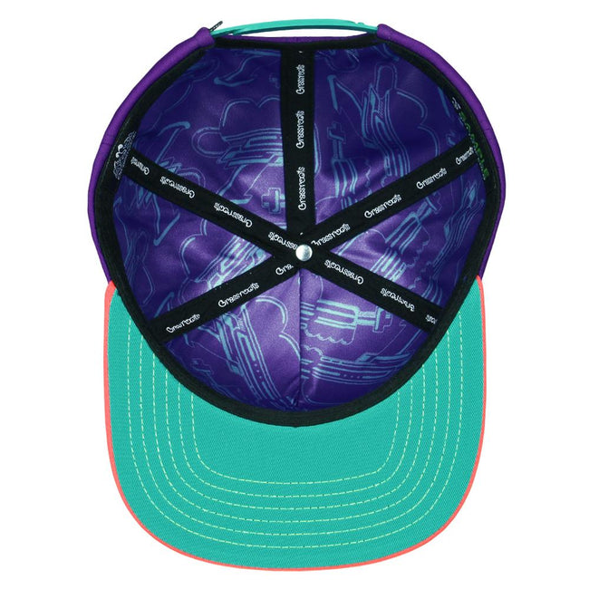 Freestyle Slash Snapback Hat