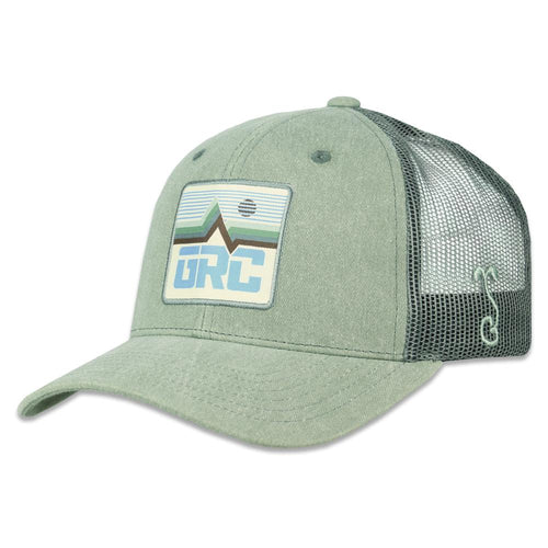 Freestyle Badge Spruce Mesh Dad Hat