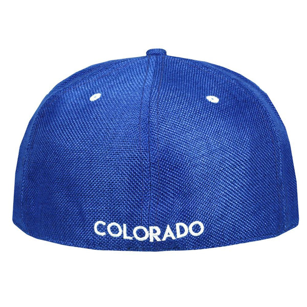 GRColorado Flag Blue Fitted Hat