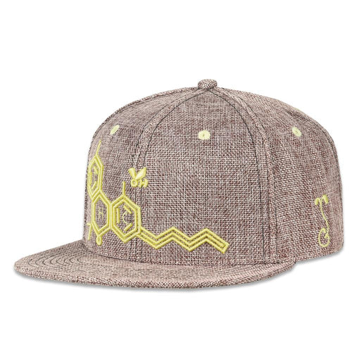 THC Bee Stone Fitted Hat