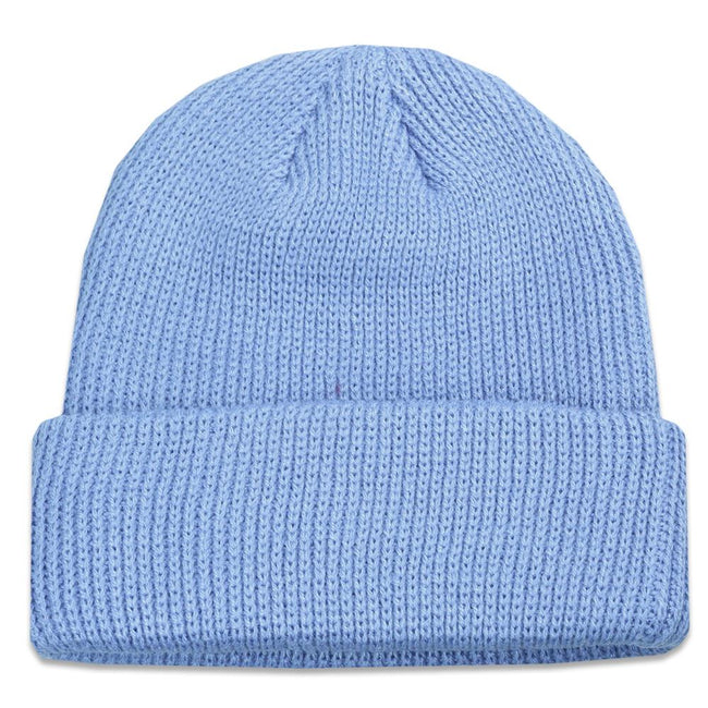 Freestyle Powder Blue Cuff Beanie