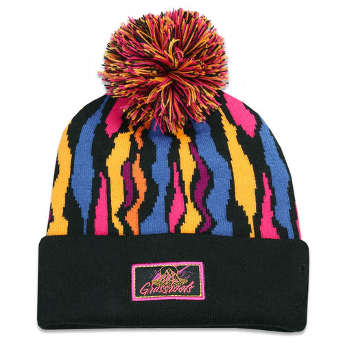 Danger Zone Notorious Pom Beanie