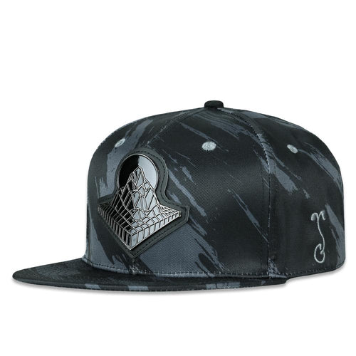 Danger Zone Storm Snapback Hat