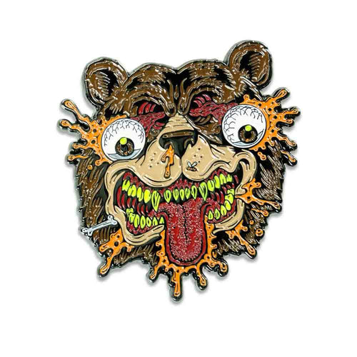 Jimbo Phillips GRC Bear Color Pin