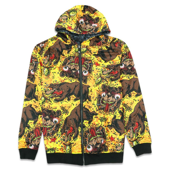 Jimbo Phillips GRC Bear Reversible Hoodie