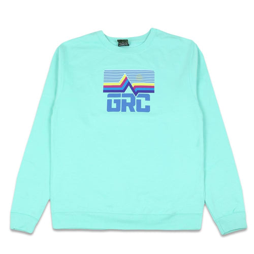 Freestyle Badge Mint Crewneck Sweatshirt