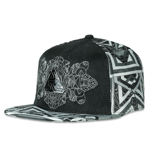 Apex Collective Metal Logo Strapback Hat