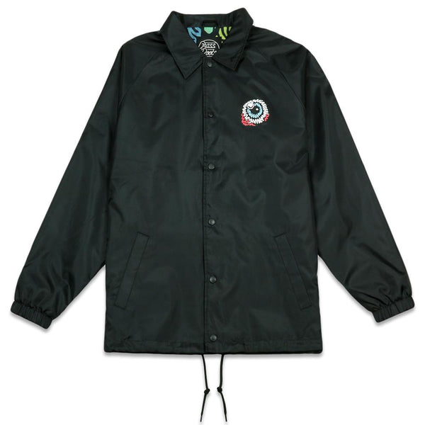 DiFabbio Oscar Black Coaches Jacket