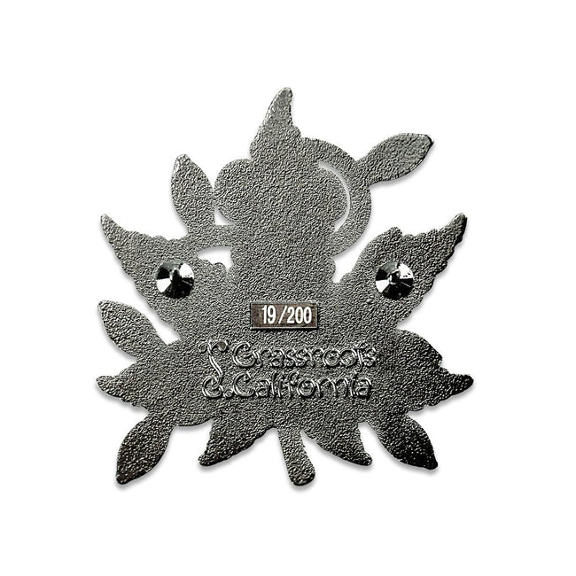 Holiday 2018 G Sprout Lit Pin