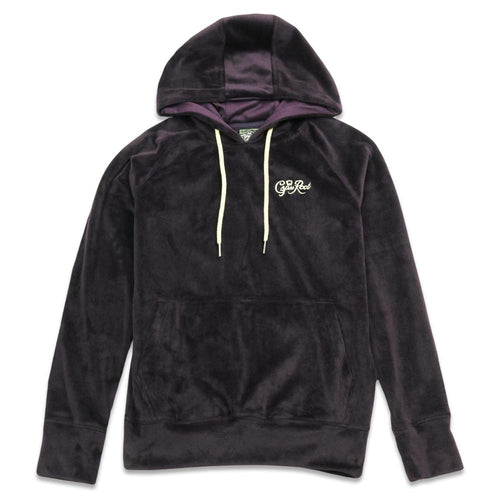 Royal Roots Velour Womens Pullover Hoodie