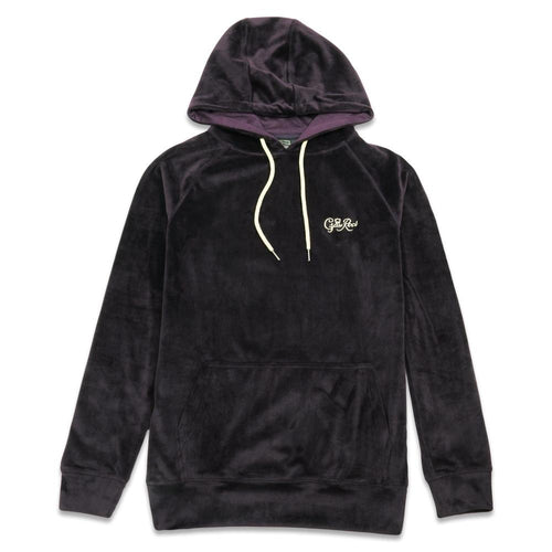 Royal Roots Velour Mens Pullover Hoodie