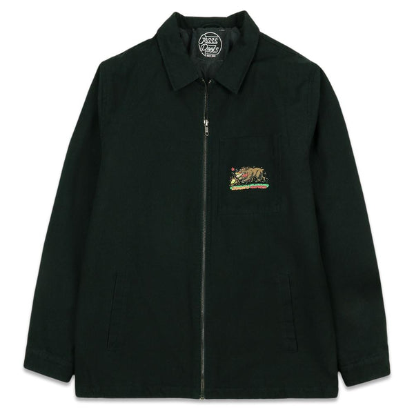 Jimbo Phillips GRC Bear Black Work Jacket