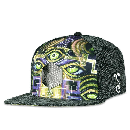 Clinton Reynolds 2nd Room Strapback Hat 5ca8fc1f8ed