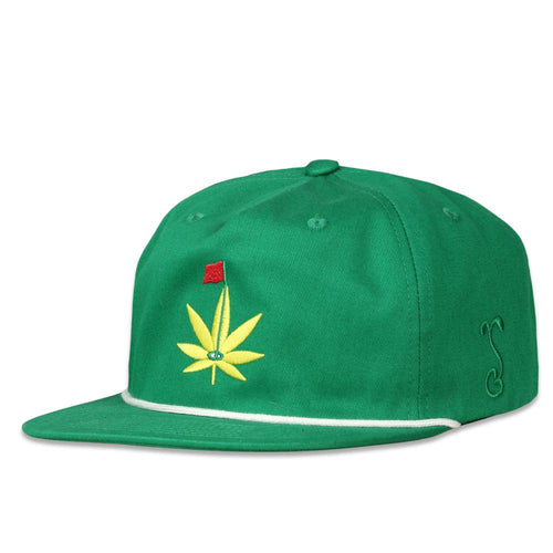 90e452b41d1 Master Kush 2019 Green Zipperback Hat
