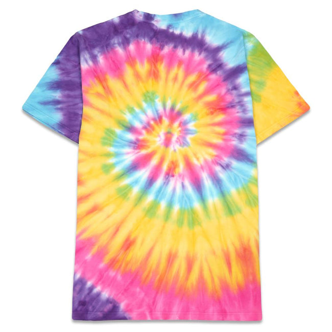 Grassroots Experience Rainbow Tie Dye T Shirt