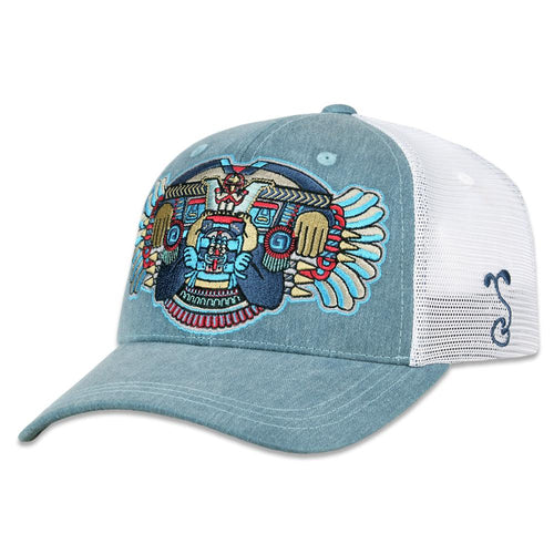 Mayan Smile Mesh Dad Hat