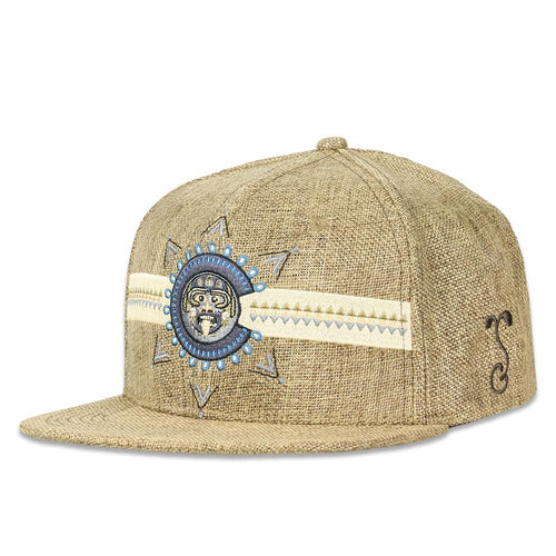 598d06b469412 Strange Nature Colorado Aztec Tan Snapback Hat