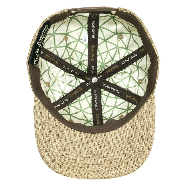 Strange Nature Colorado Aztec Tan Snapback Hat