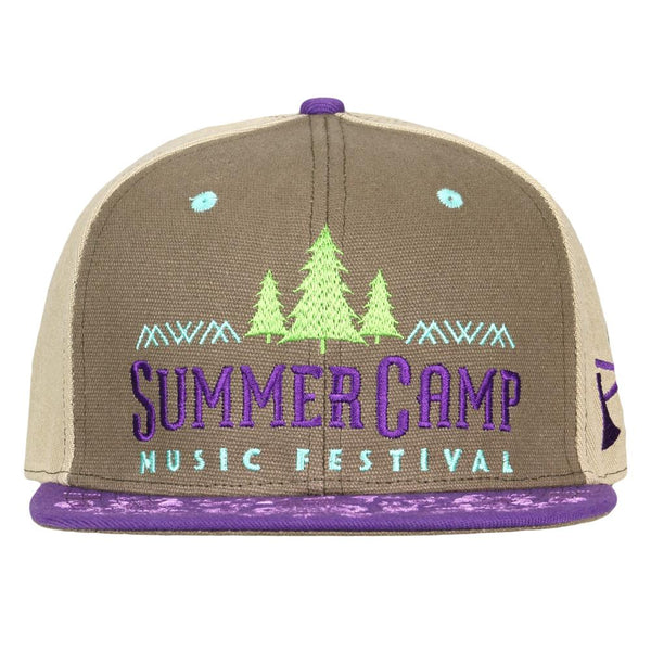Summer Camp 2019 Fitted Hat