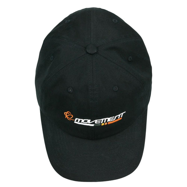 Movement 2019 Black Dad Hat