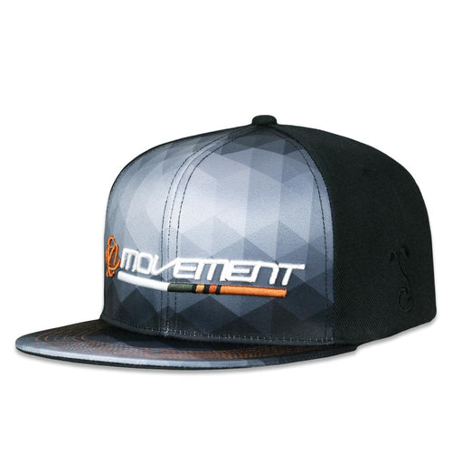 Movement 2019 Black Snapback Hat