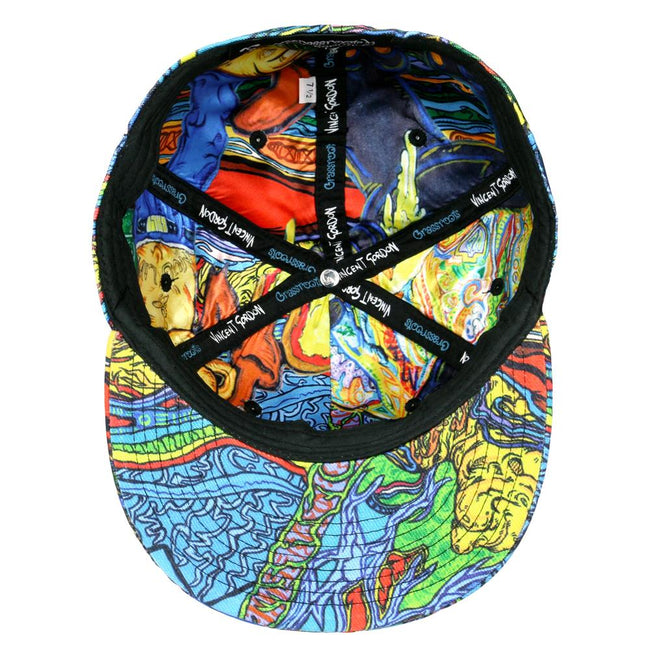 Vincent Gordon Color Study Fitted Hat
