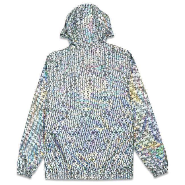 Blossom Iridescent Windbreaker Jacket