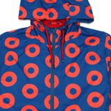 Donut Allover Windbreaker Jacket