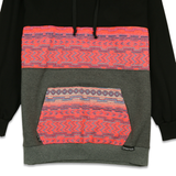 Removable Bear Neon Beach Tall Pullover Hoodie