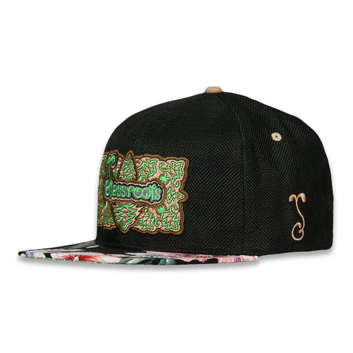 Glassroots 2019 Black Strapback Hat