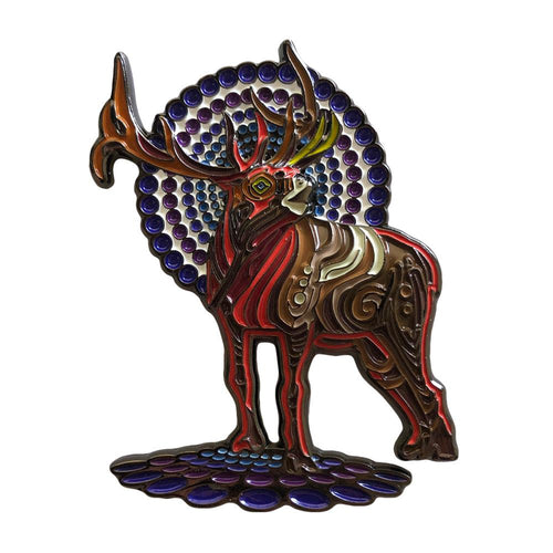 Simon Haiduk Elk Song Pin