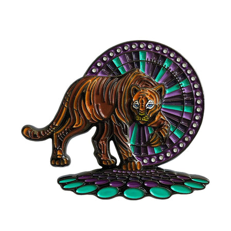 Snare Third Eye Roots Pin