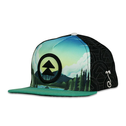 Northern Nights 2019 Snapback Hat
