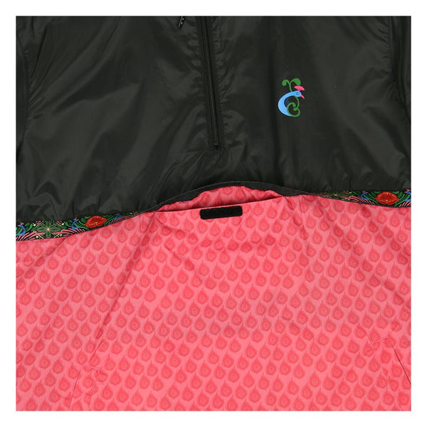 Tulipa Coral Packable Anorak Jacket