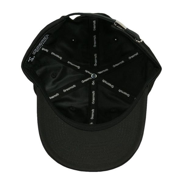 Tulipa Dri-Bear Black Dad Hat
