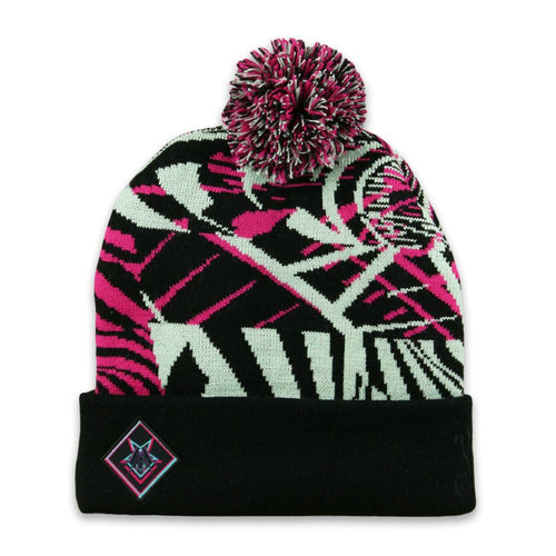 Secret Society V2 Pom Beanie