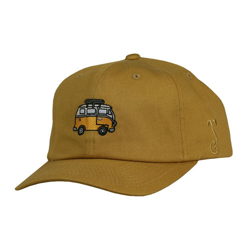 Woodstock Bus Tan Dad Hat