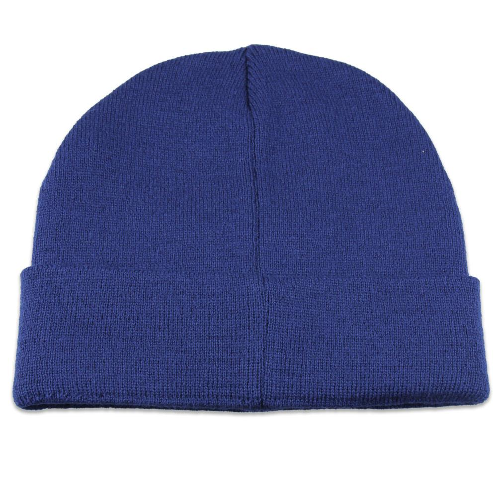 GRC Chicago Style Pizza Navy Beanie - Grassroots California - 2