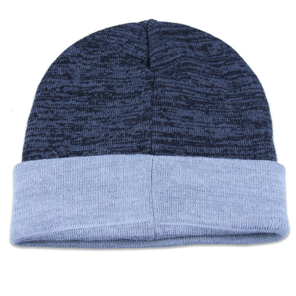 Woven Leather G Sprout Gray 2017 Beanie - Grassroots California - 2